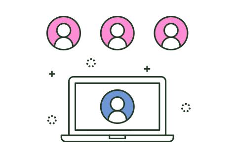 WEB会議を活性化できる