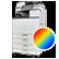 カラー複合機(コピー機)